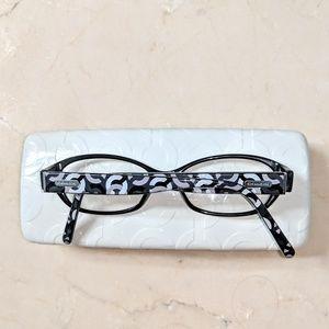 Coach eyeglass Baila 2034 black petite RX